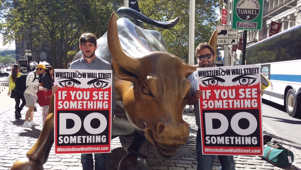 Whistleblow Wall Street – A Call to Action!