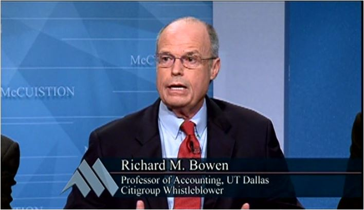 What Really Caused the 2008 Financial Crisis Bowen McCuistion Pic