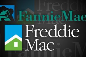They're Back! Fannie and Freddie Ride Again