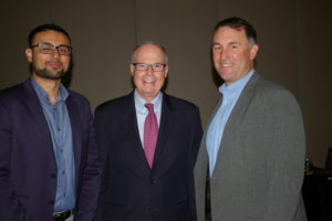 Business Ethics speaker Richard Bowen speaks to the Texas Chapter of ACUA