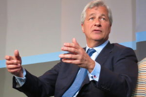 Jamie Dimon, CEO, JP Morgan Chase, Unsung Hero or Master of Spin?