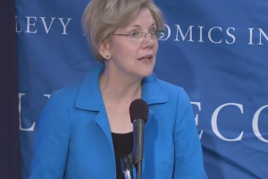 Unfinished Business and Financial Reforms with Elizabeth Warren