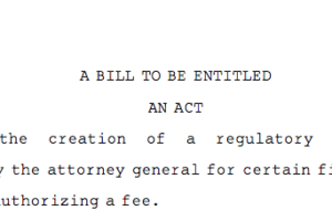 Should this bill pass?