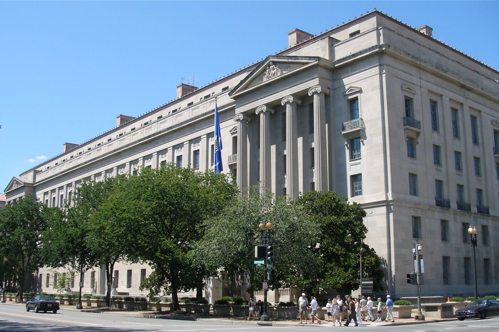 US Department of Justice - Licensed under CC BY-SA 3.0 via Wikimedia Commons