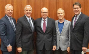 Image: Steve Glover, Charles Wheatley, Mark Zimbelman and Brad Agle