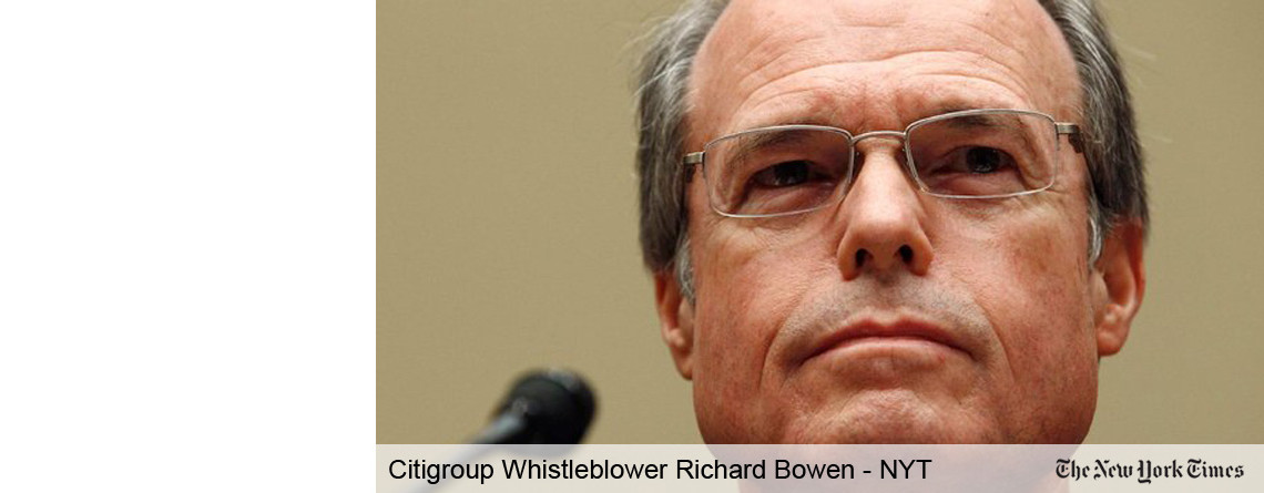 Was This Whistle-Blower Muzzled?