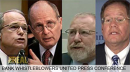 Bank Whistleblowers United launches in Washington, D.C.