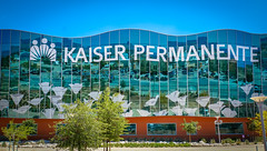 Image: Kaiser Permanente building Antelope Valley