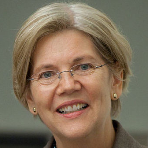 Senator Elizabeth Warren (D - MA). Source:  Community Banks Roundtable, Public Domain.