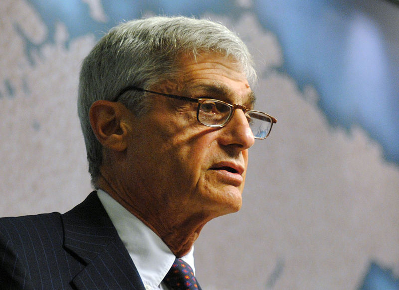 Robert Rubin, US Treasury Secretary (1995-1999). CC Chatham House