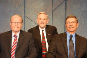Richard Bowen, Dennis McCuistion, Wayne Shaw