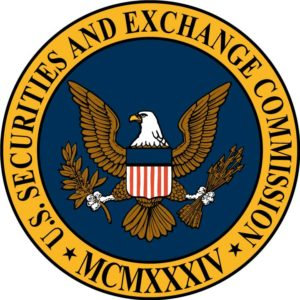 Graphic: U.S. Securities and Exchamge Commission seal