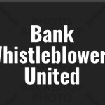 Breaking News: Bank Whistleblowers United D.C. News Conference