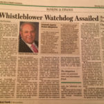 THE SEC: Real whistleblower retaliations or sore employees?